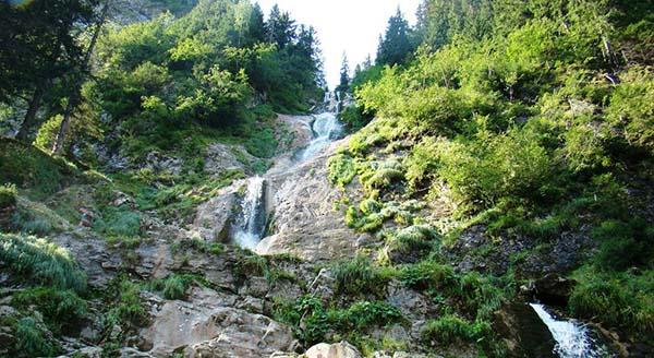 excursie cascada cailor