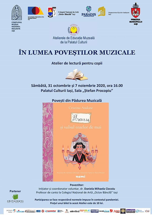 ateliere lectura strauss