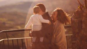 familie cu bebelus