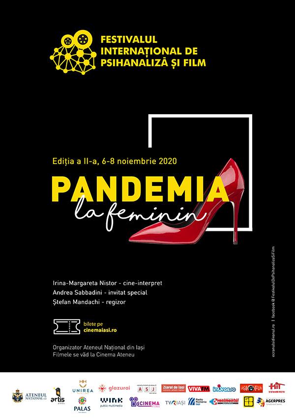 Festivalul de Psihanaliza si Film 2020