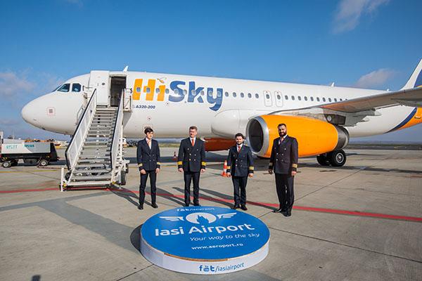 Hi Sky Aeroportul International Iasi