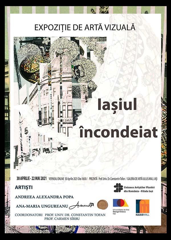 Expozitia IASIUL INCONDEIAT