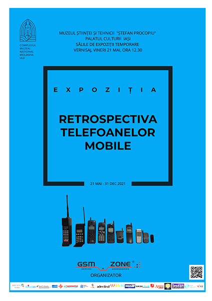 Retrospectiva telefoanelor mobile