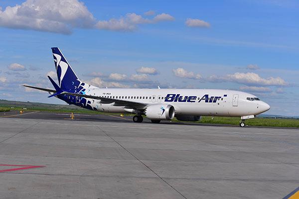 avion Blue Air