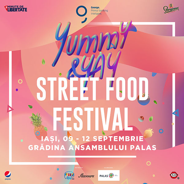 Street food festival iasi 2021